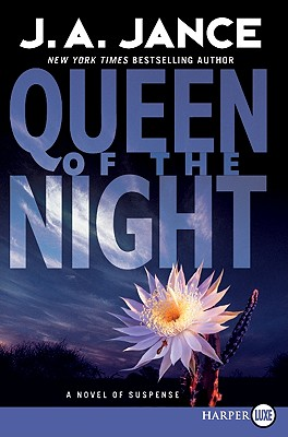 Queen of the Night: A Novel of Suspense (Walker Family Mysteries #4) Cover Image
