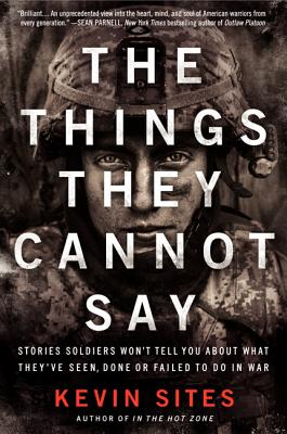 The Things They Cannot Say Cover