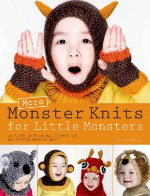 More Monster Knits for Little Monsters Cover