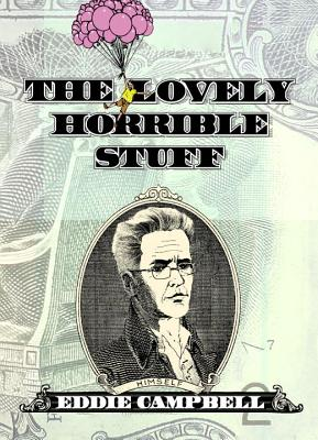 The Lovely Horrible Stuff Cover
