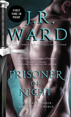 Prisoner of Night (The Black Dagger Brotherhood World) Cover Image