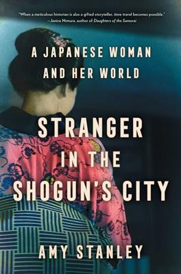 Cover for Stranger in the Shogun's City