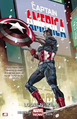 Captain America Volume 3 cover image