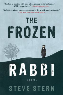 The Frozen Rabbi Cover