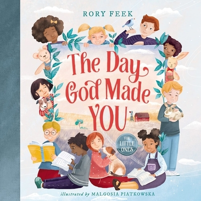 The Day God Made You for Little Ones Cover Image