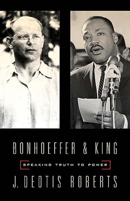 Bonhoeffer and King Cover