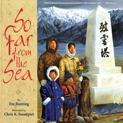 So Far from the Sea Cover Image