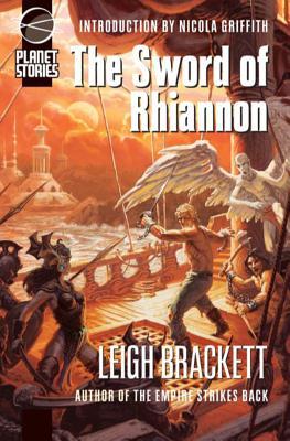 The Sword of Rhiannon Cover