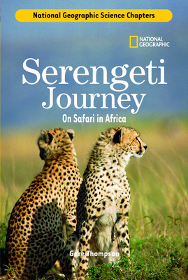 Serengeti Journey Cover