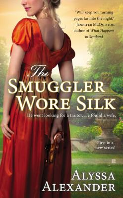 The Smuggler Wore Silk Cover