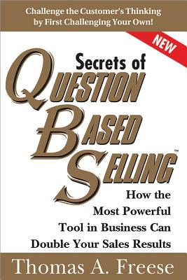 Secrets of Question-Based Selling Cover