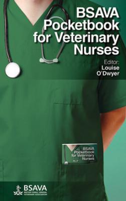 BSAVA Pocketbook for Veterinary Nurses Cover Image