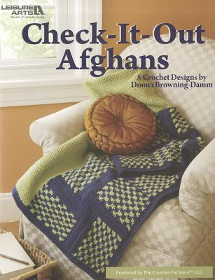 Check-It-Out Afghans Cover