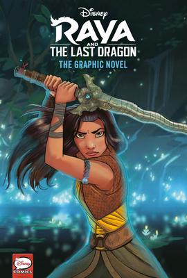 Disney Raya and the Last Dragon: The Graphic Novel (Disney Raya and the Last  Dragon) Cover Image
