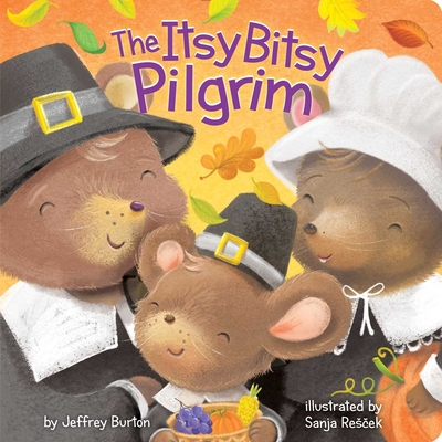 The Itsy Bitsy Pilgrim Cover