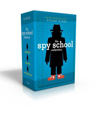 The Spy School Collection: Spy School; Spy Camp; Evil Spy School Cover Image