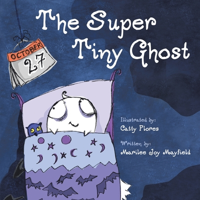 The Super Tiny Ghost Cover Image