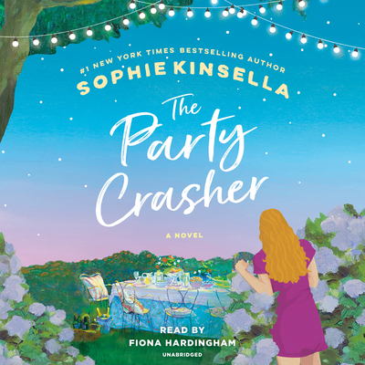 The Party Crasher: A Novel Cover Image