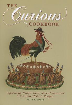 The Curious Cookbook Cover