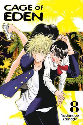 Cage of Eden, Volume 8 Cover Image