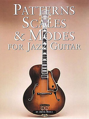 Patterns, Scales & Modes for Jazz Guitar Cover Image