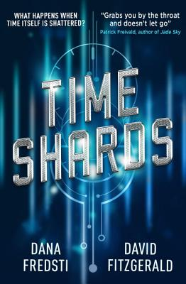 Cover for Time Shards