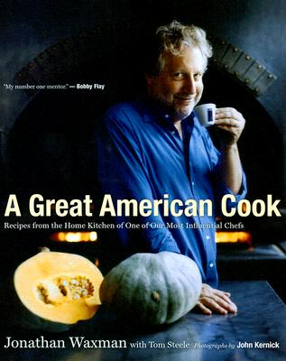 A Great American Cook Cover