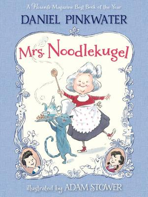 Mrs. Noodlekugel Cover Image