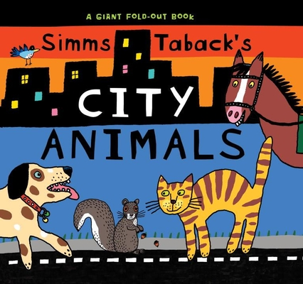 SIMMs Taback's City Animals Cover
