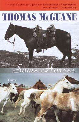 Some Horses: Essays Cover Image