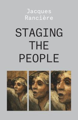 Cover for Staging the People