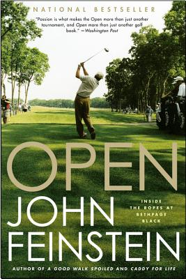 Open: Inside the Ropes at Bethpage Black Cover Image