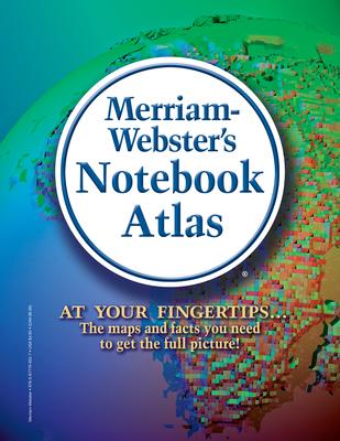 Merriam-Webster's Notebook Atlas Cover Image