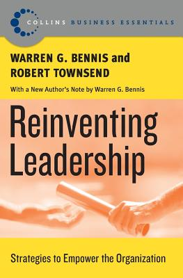 Reinventing Leadership Cover