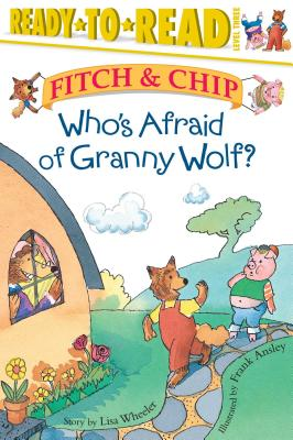 Who's Afraid of Granny Wolf? Cover