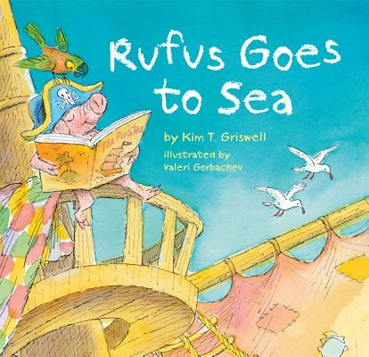 Rufus Goes to Sea Cover