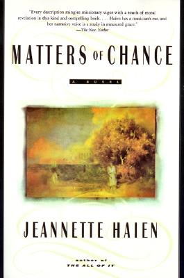 Matters of Chance Cover