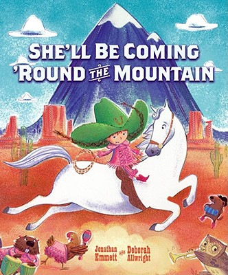 She'll Be Coming 'Round the Mountain Cover