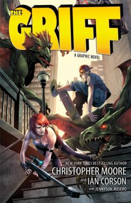 The Griff: A Graphic Novel Cover Image