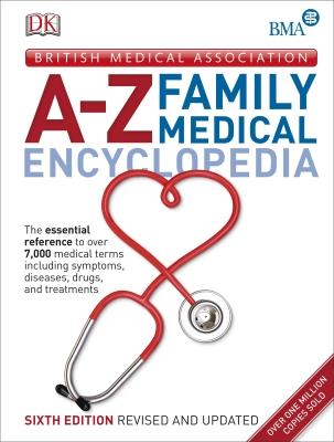 Bma A-Z Family Medical Encyclopedia Cover Image