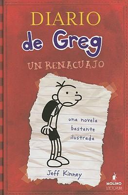 Diario de Greg, un Renacuajo (Diary of a Wimpy Kid) Cover Image