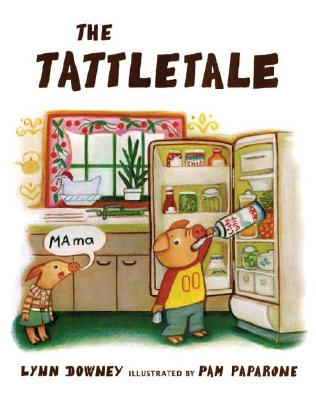 The Tattletale Cover