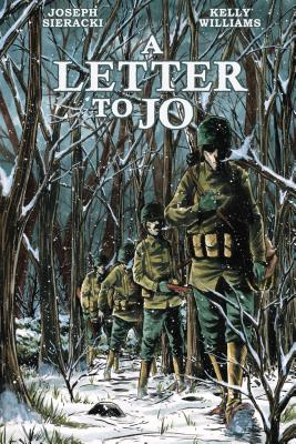 A Letter To Jo Cover Image