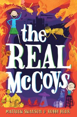 The Real McCoys Cover Image