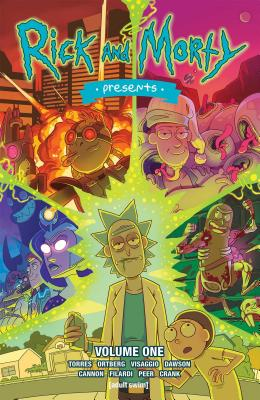 Rick and Morty Presents Vol. 1 Cover Image