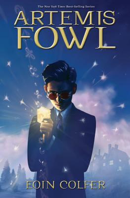 Artemis Fowl (Artemis Fowl, Book 1) Cover Image