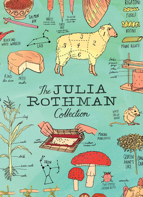 The Julia Rothman Collection: Farm Anatomy, Nature Anatomy, and Food Anatomy Cover Image