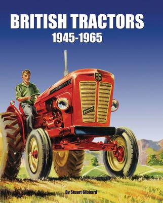 British Tractors 1945-1965 Cover Image