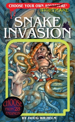 Snake Invasion Cover Image