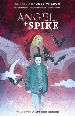 Angel & Spike Vol. 2 Cover Image